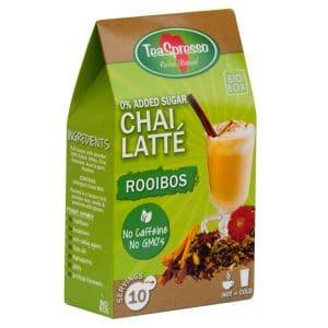 Teaspresso Sugar-Free-Chai-Latte