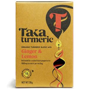 Taka Turmeric Ginger Lemon