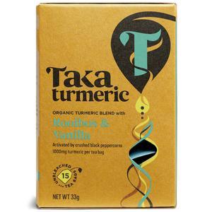 Taka Turmeric Rooibos Vanilla