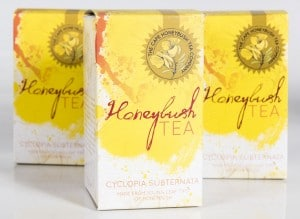 Cape Honeybush Tea - Honeybush boxes