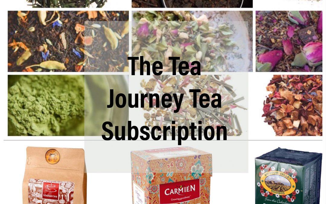 The Tea Journey – Monthly Tea Subscription