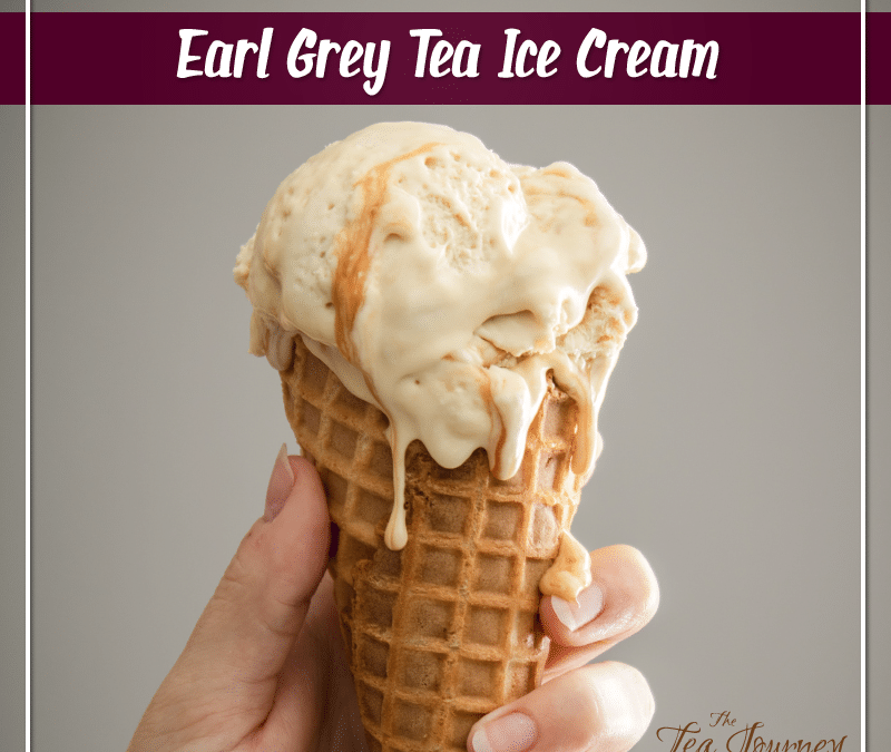 Earl Grey Ice Cream