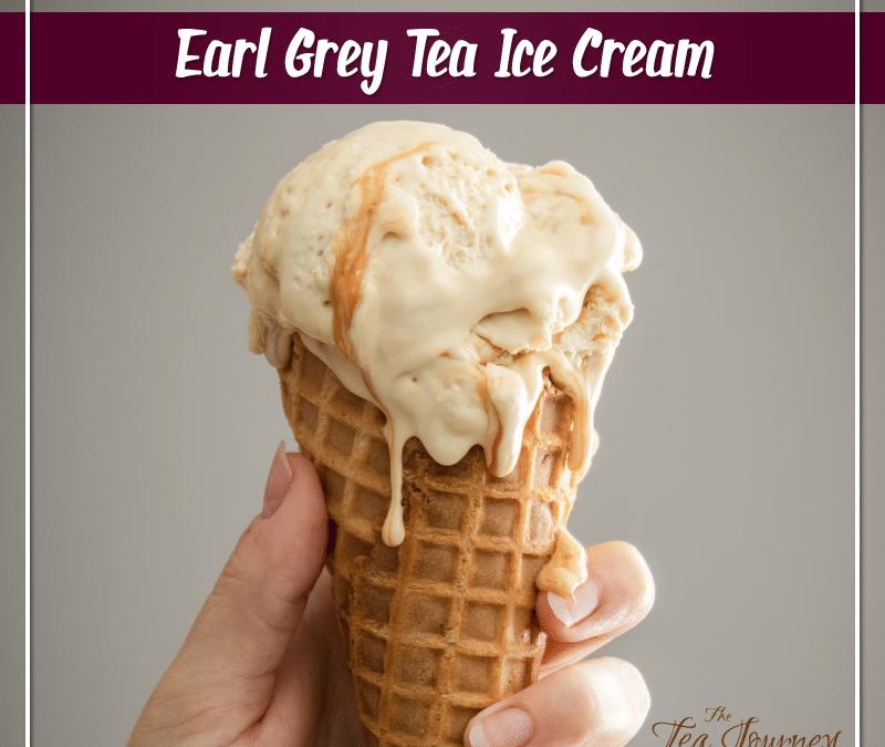 Earl Grey Ice cream