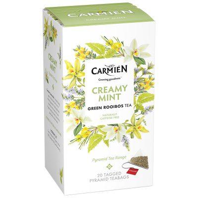 Carmien Creamy Mint