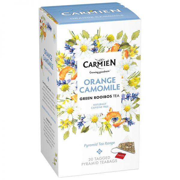 Carmien Orange Camomile