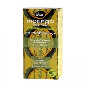 Akan Moringa Lemongrass and Ginger