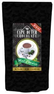 Teaspresso Mint Hot Chocolate 1kg