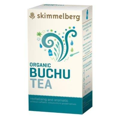 Skimmelberg buchu tea