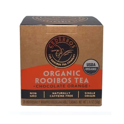 50g Cederbos Rooibos Orange pack
