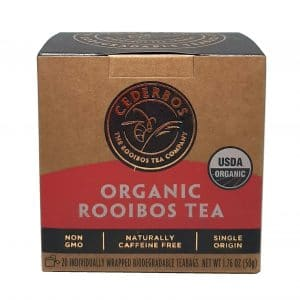 cederbos organic natural rooibos