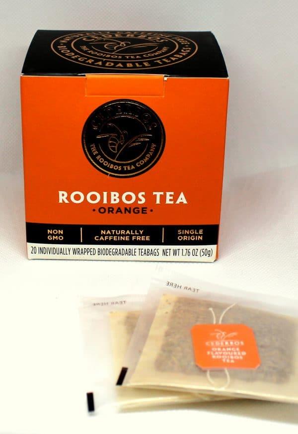 cederbos orange rooibos