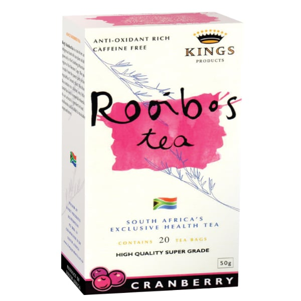 Kings rooibos Cranberry