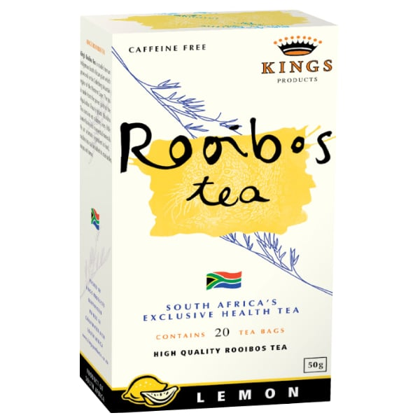 Kings rooibos Lemon