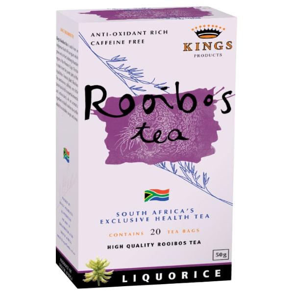 Kings rooibos Liquorice
