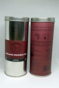 100g Cederbos Rooibos Maple Walnut Tin