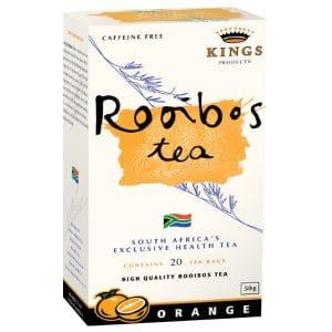 Kings rooibos orange
