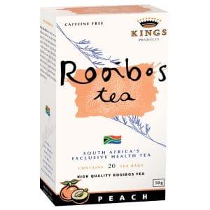 Kings Peach Rooibos