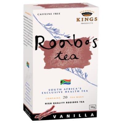 Kings Vanilla Rooibos