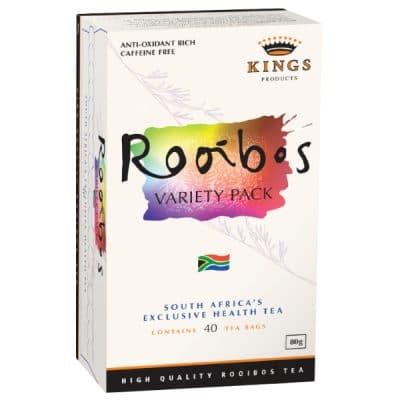 Kings Rooibos Variety Pack