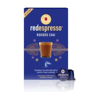 redespresso - Rooibos chai capsules