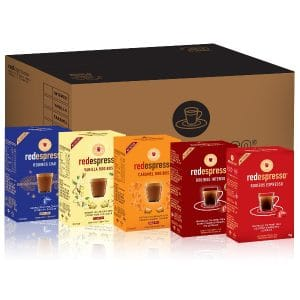 redespresso tea collection