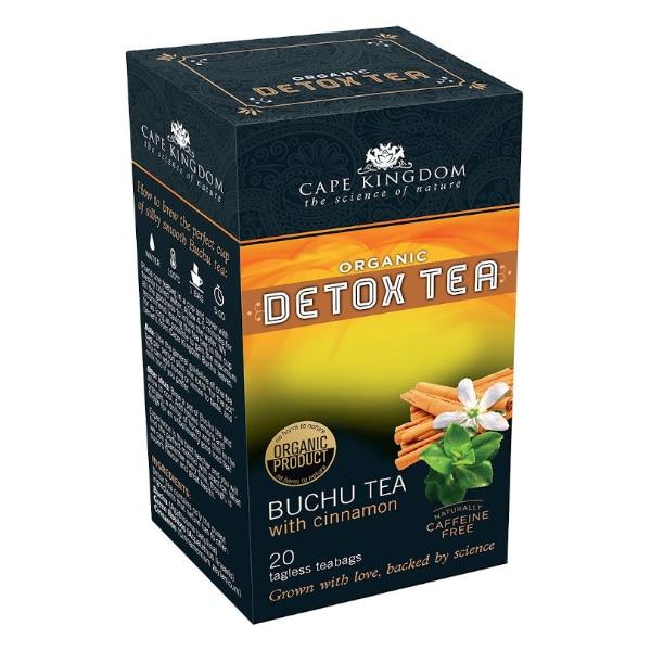 Cape Kingdom Buchu Cinnamon Tea